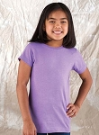 Girls Longer Length Tee Shirt