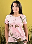 Ladies REALTREE T Shirt