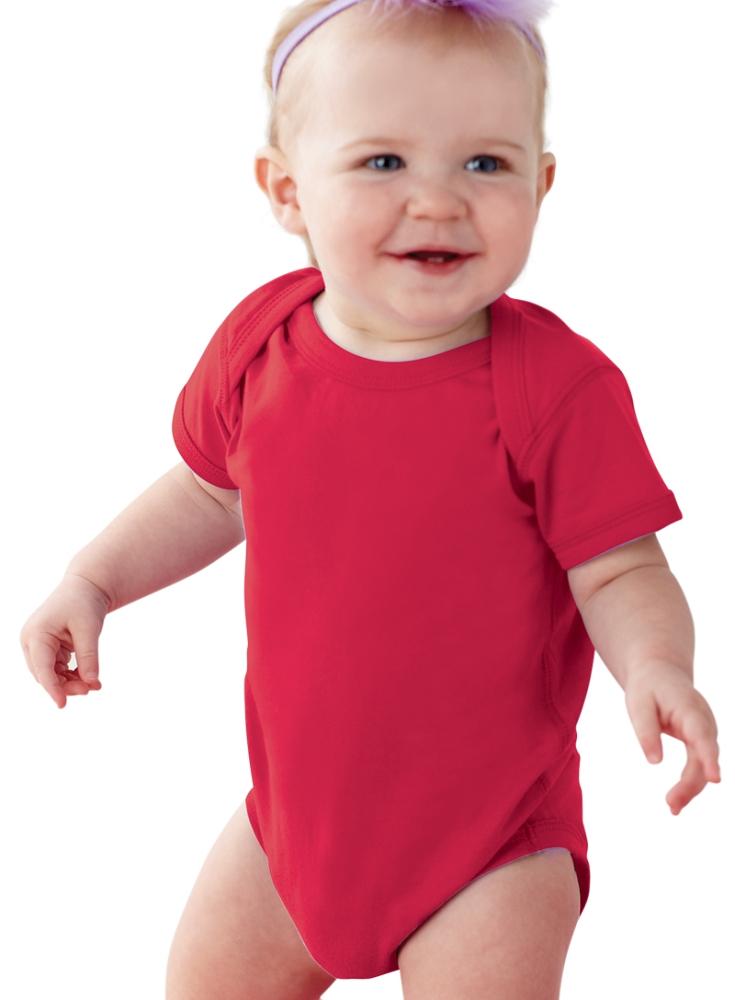 Wholesale Infant Onesies Fine Jersey Creeper