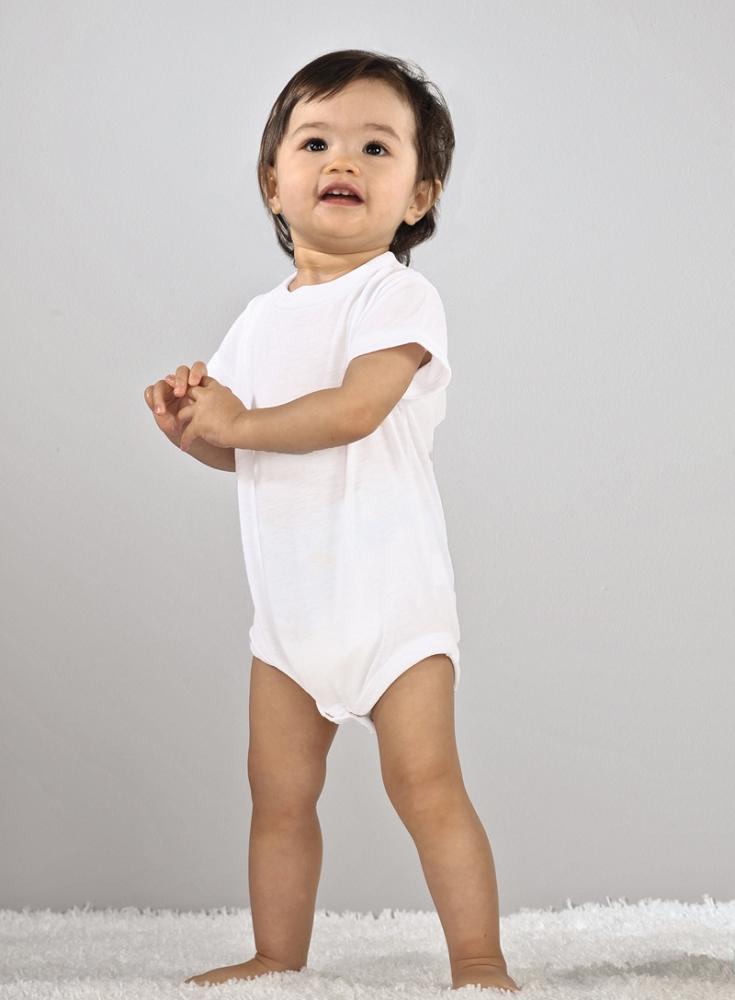 Infant Sublimation Blank Onesies - Sublivie - Wholesale Blank Clothes