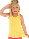 Girls 3-6X Beater Tunic Tank