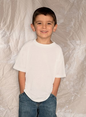 Toddler Polyester Sublimation Shirt