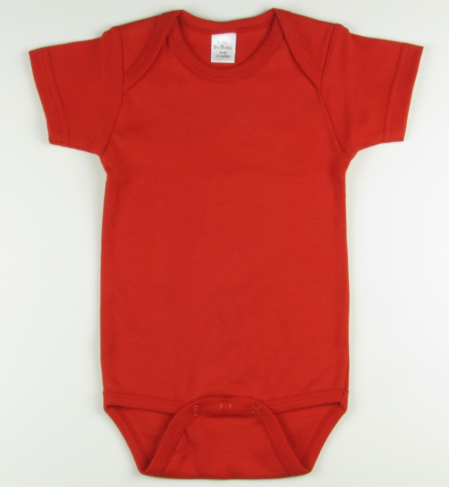 Wholesale Blank Onesies - Short Sleeved Creeper - [manufacturer_name ...