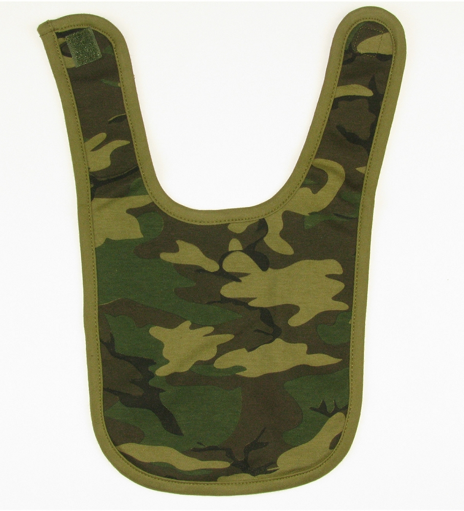 Customize to Sell With Wholesale Camo Bibs