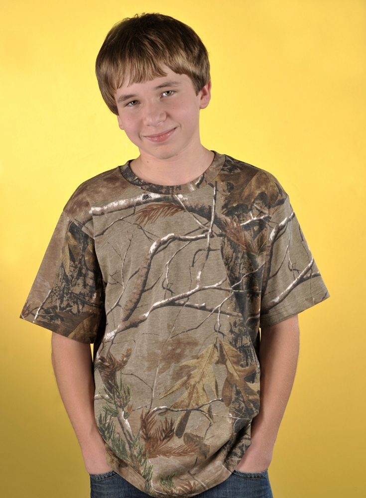 Youth Realtree Camo T Shirt Manufacturer Name