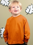 Toddler Long Sleeve Tee Shirt