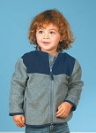 Toddler Polar Fleece Jacket - 3 Pack