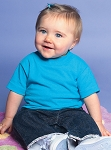 Infant T Shirt (No Lap Shoulder)