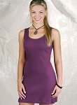 Jr 2x1 Rib Tank Dress - 3 Pack