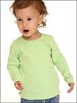 Infants Baby Doll Long Sleeve Top