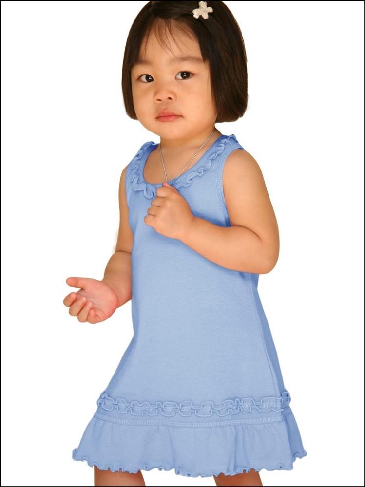 Infants Sunflower Dress Manufacturer Name Wholesale