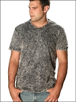 Guys Mineral Silicon Wsh V Neck Short Sleeve