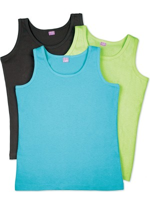 Ladies CRS Jersey Tank - 6 Pack