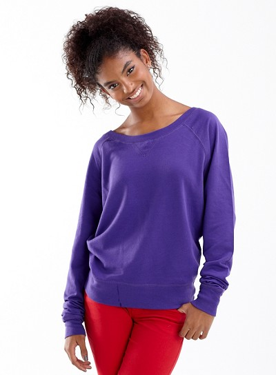 Jr Slouchy Pullover