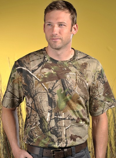 Adult REALTREE Camo Shirt