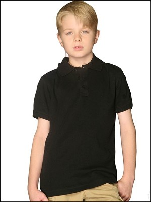 Youth Polo Short Sleeve